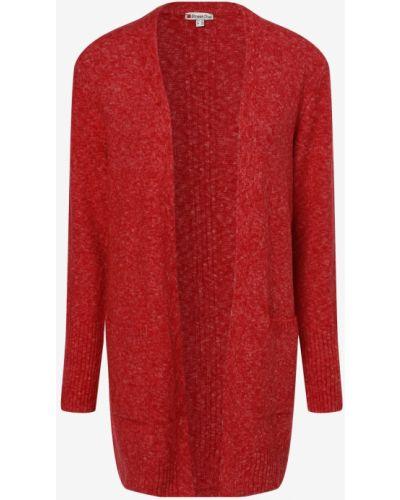 Czerwony garnitur dzianinowy Street One