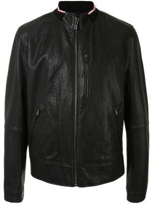 Длинная куртка - черная Bally