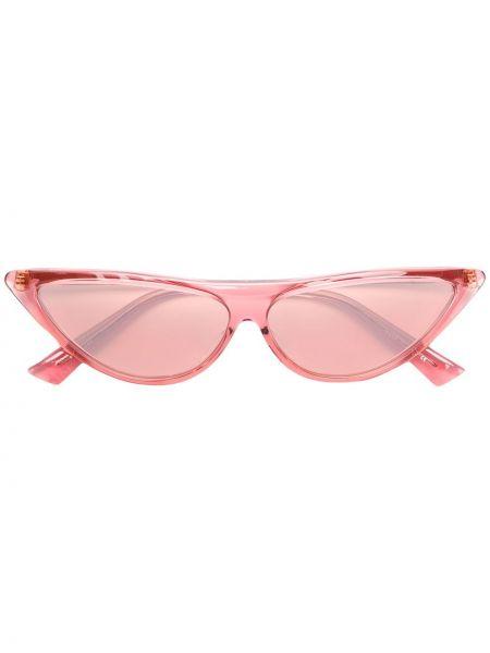 Муслиновые розовые солнцезащитные очки Christian Roth