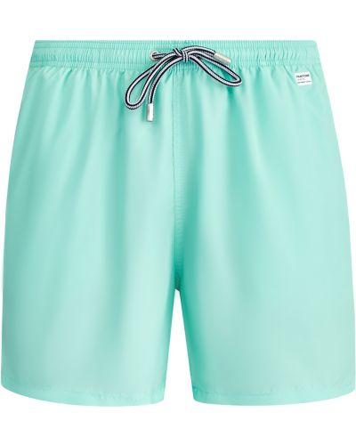 Пляжные шорты с сеткой с карманами Mc2 Saint Barth
