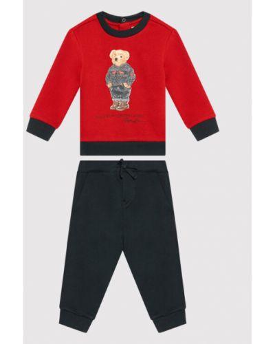 Dres - czerwony Polo Ralph Lauren