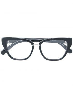 Муслиновые черные солнцезащитные очки Swarovski Eyewear