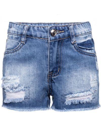 Шорты джинсовые хлопковые Playtoday Tween