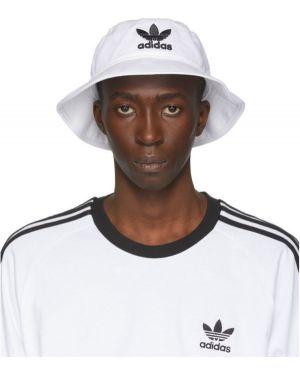 Шляпа с логотипом черный Adidas Originals