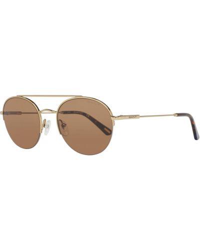 Okulary - żółte Gant