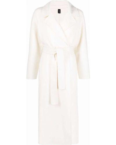 Trencz - biały Palto