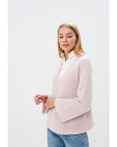 Розовый пуловер Rinascimento