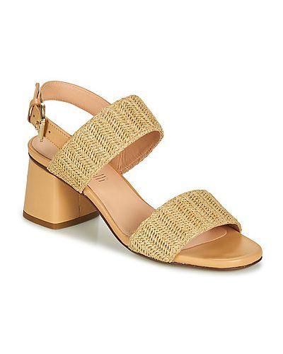 Beżowe sandały Fericelli
