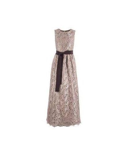 Вечернее платье весеннее из вискозы P.a.r.o.s.h.