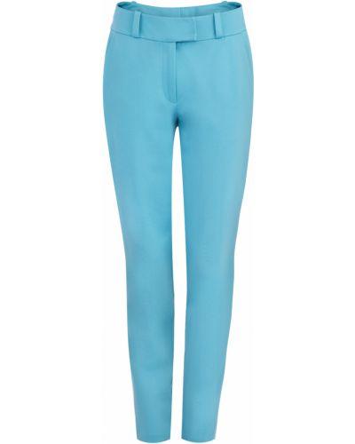 Брюки с карманами - голубые Maison Ullens