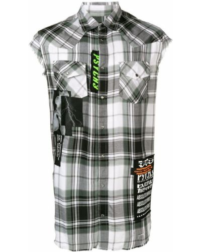 634b6a0fc70 Мужские рубашки без рукавов - купить в интернет-магазине - Shopsy