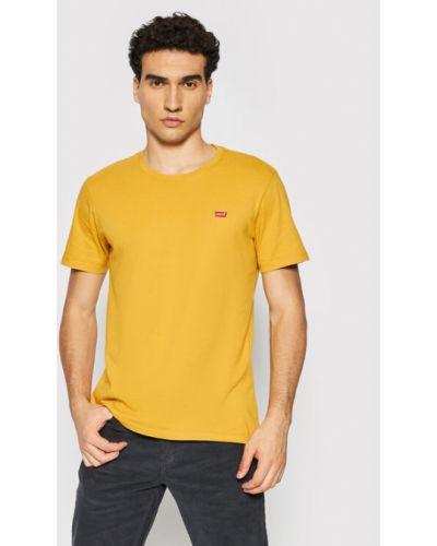 Żółta t-shirt Levi's
