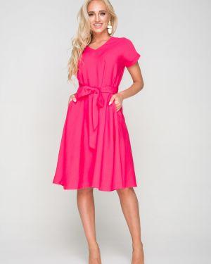 Повседневное платье мини Leleya
