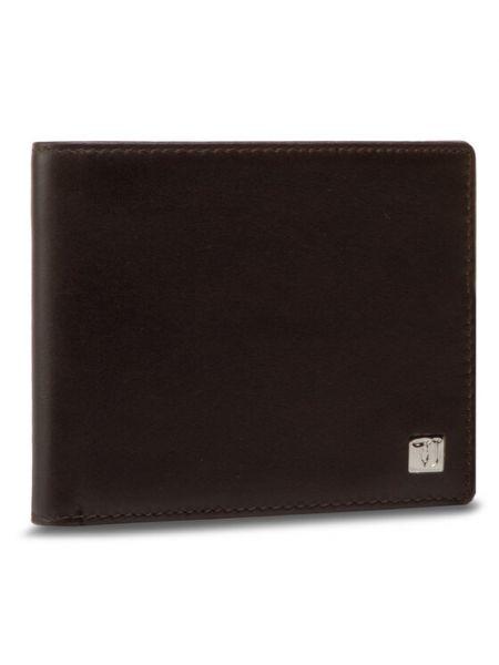 Brązowy portfel Trussardi