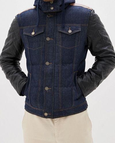 Утепленная куртка демисезонная осенняя Young & Rich