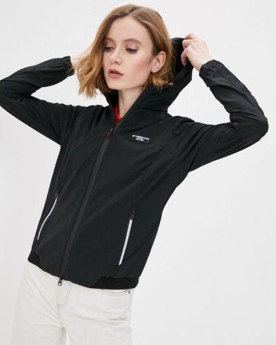 Облегченная черная куртка North Sails