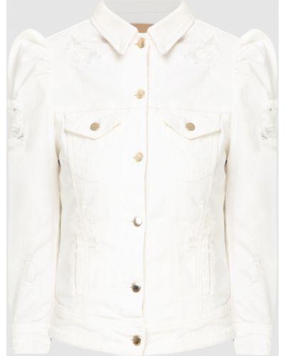 Куртка - белая Retrofete