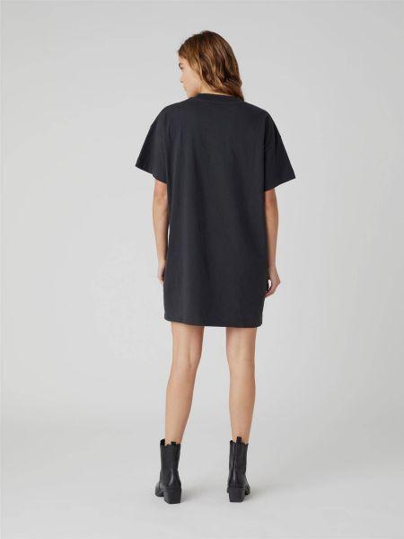 Черное платье Wrangler