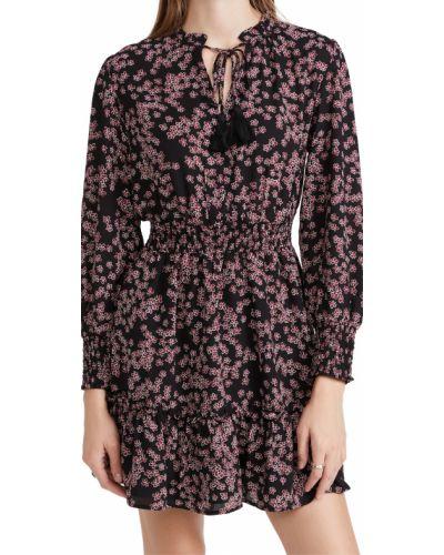 Платье с подкладкой - черное Bb Dakota