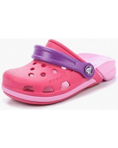 Сабо розовый Crocs