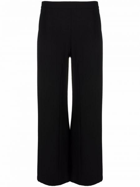 Черные брюки из полиэстера Stefano Mortari