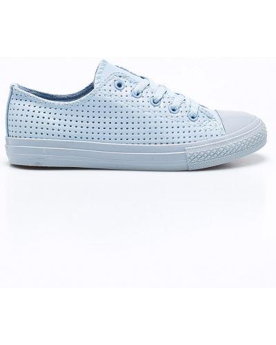 Кеды теннисные на шнуровке Answear