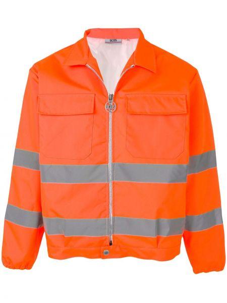 Короткая куртка с манжетами Gcds