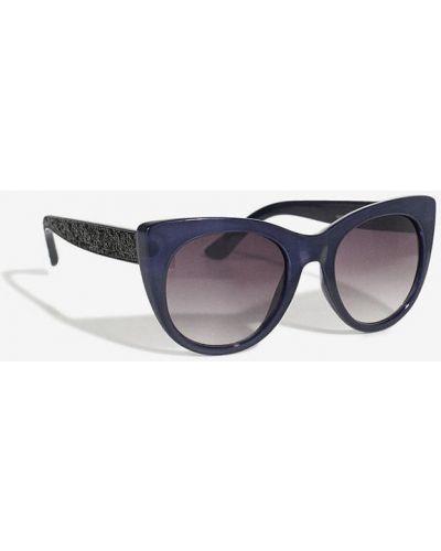 Солнцезащитные очки кошачий глаз темно-синий Parfois