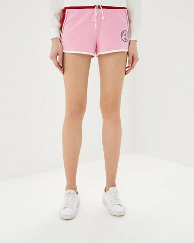 Шорты - розовые Juicy By Juicy Couture
