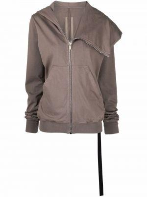Куртка на молнии Rick Owens Drkshdw