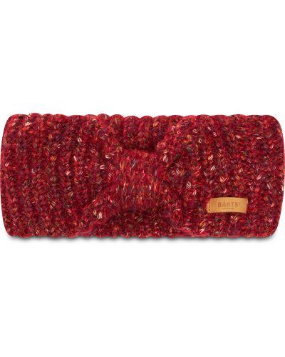 Czerwona czapka z akrylu Barts