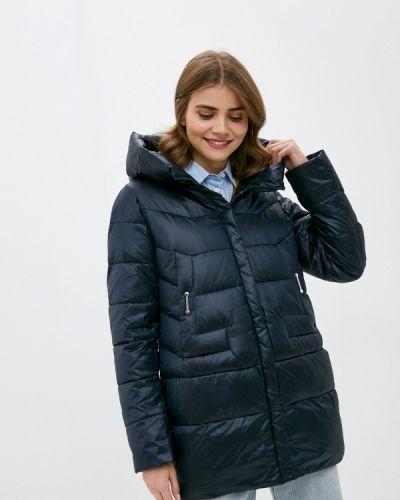 Утепленная синяя куртка Purelife
