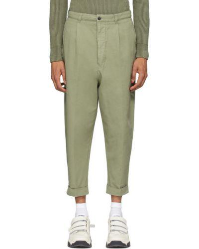 Krótki spodnie na wysokości z kieszeniami Ami Alexandre Mattiussi