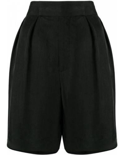 Черные шорты Neil Barrett