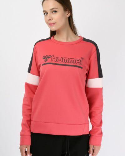 Розовый свитер Hummel