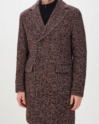 Пальто бордовый Gt Gualtiero