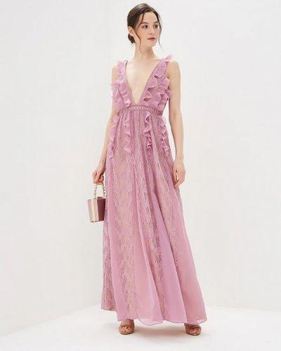 Платье макси декаданс весеннее True Decadence