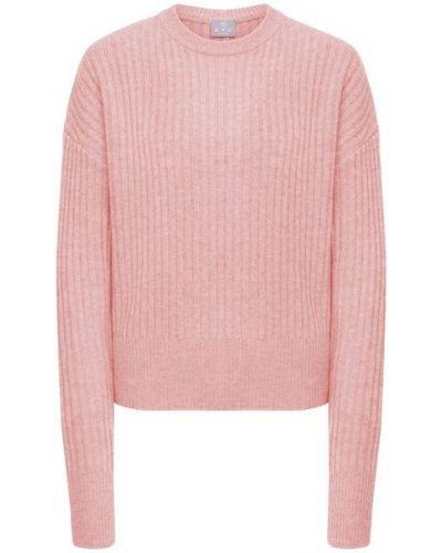 Розовый кашемировый свитер Ftc
