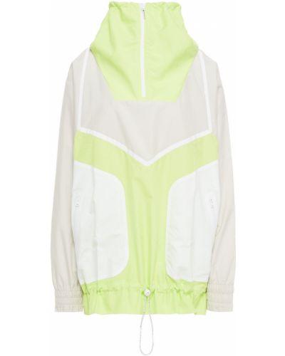 Wiatrówka - biała Adidas By Stella Mccartney
