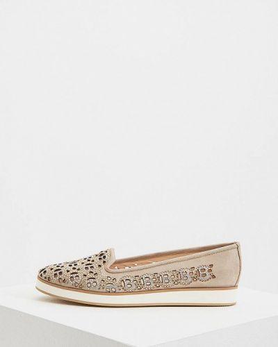 Кожаные туфли Baldinini