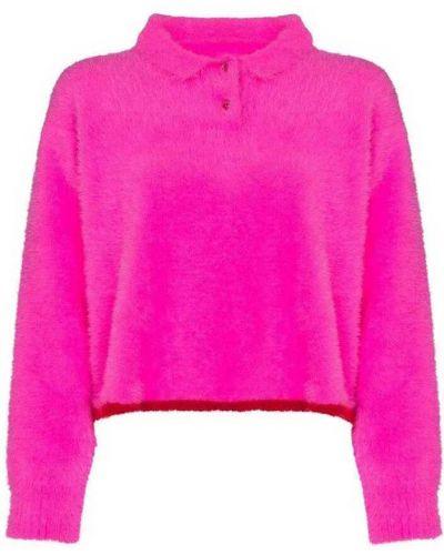 Bluza dresowa - różowa Jacquemus