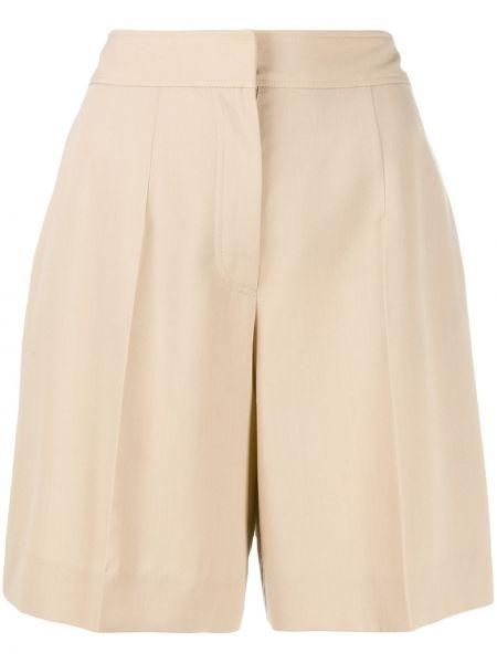 Шорты с карманами на пуговицах Victoria Victoria Beckham