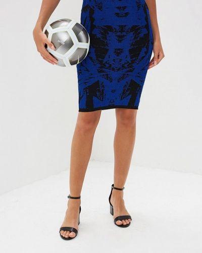 Синяя юбка Custo Barcelona