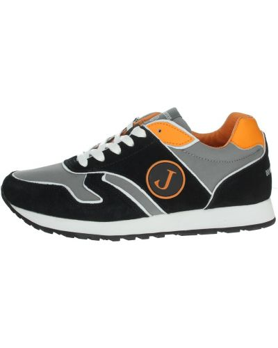 Czarne sneakersy Jeckerson