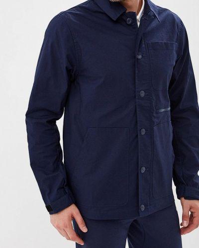 Синяя куртка осенняя Nike