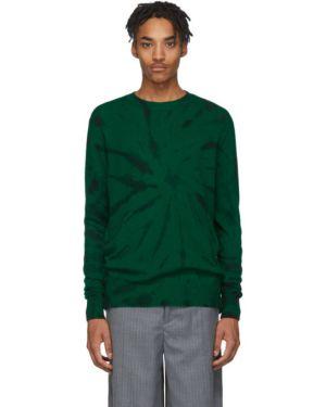 Sweter z kołnierzem z wzorem The Elder Statesman