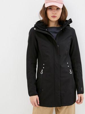 Куртка - черная Luhta