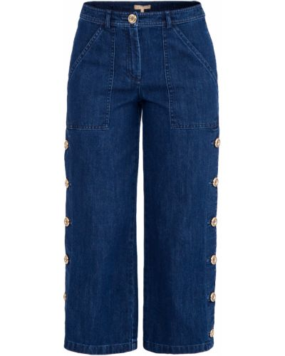 Прямые джинсы на пуговицах Michael Kors