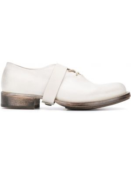 Туфли на каблуке на низком каблуке с ремешком Cherevichkiotvichki