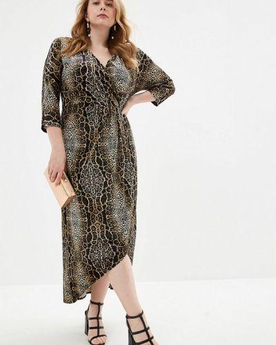 Платье с запахом Irina Vladi
